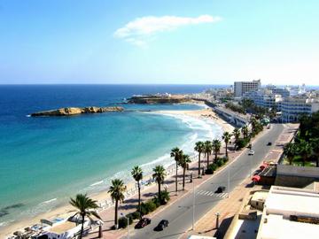 Отпуск в Тунисе. Как все было. Отель Tunisia Lodge