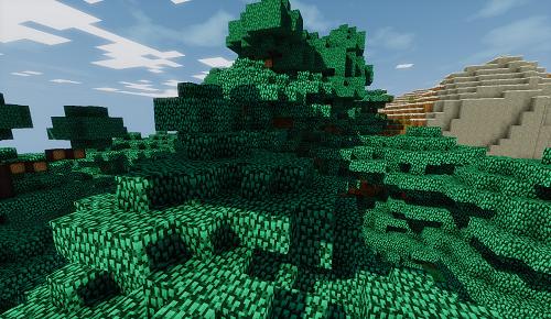 Весёлая лесенка. Карта для Minecraft